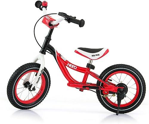 Milly Mally 5901761121780 Kinderlaufrad, rot