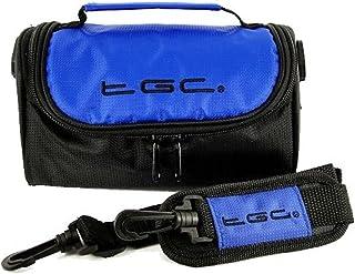 TGC ® draagtas schoudertas compatibel met Pentax K100D SLR camera