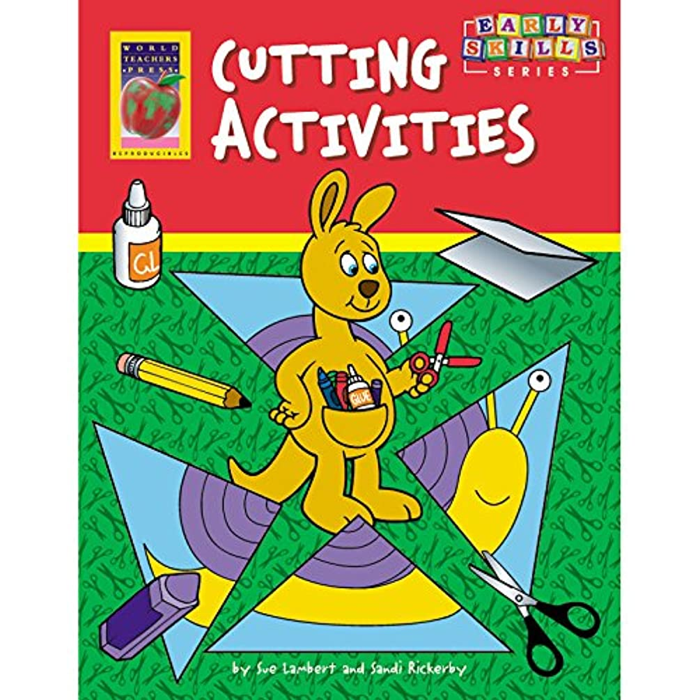 Didax Educational Resources Early Skills: Cutting Activities