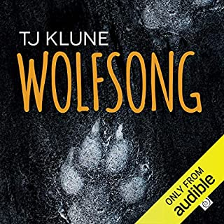 Wolfsong audiobook cover art