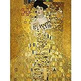 Wee Blue Coo Gustav Klimt Portrait of Adele Bloch Bauer I