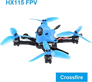 BETAFPV HX115 3-4S FPV TBS Crossfire Toothpick Drone with F4 AIO 2-4S Toothpick FC Caddx Kangaroo Camera OSD Smart Audio A01 25mW 200mW Switchable VTX 1105 5000KV Motor for Micro FPV Freestyle