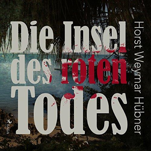 Die Insel des roten Todes Titelbild