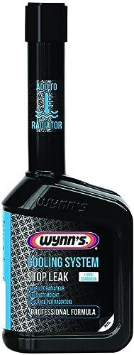 Wynn's 183100445641Système de refroidissement Stop fuite 325 ml