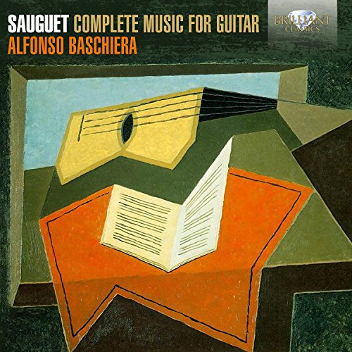 Sauguet: Complete Music for Guitar