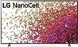 "LG 86NANO75UPA Alexa Built-in NanoCell 75 Series 86"" 4K Smart UHD NanoCell TV (2021)"