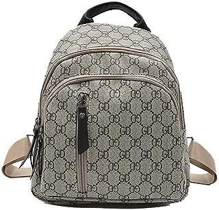 Women's Tote Bags Casual Shopping Pu Shoulder Bags,GMDBA205318,Khaki