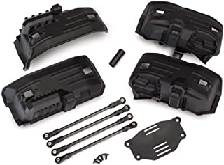Chassis conversion kit, TRX-4 (long to short wheelbase) (includes rear upper & lower suspension links, front & rear inner fenders, short female half shaft, battery tray, 3x8mm FCS (4))