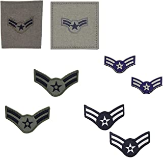 USAF Airman 1st Class (A1C) ABU Rank Bundle