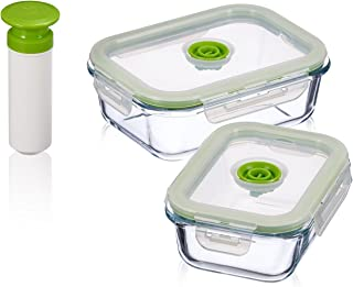 Best glass vacuum container Reviews