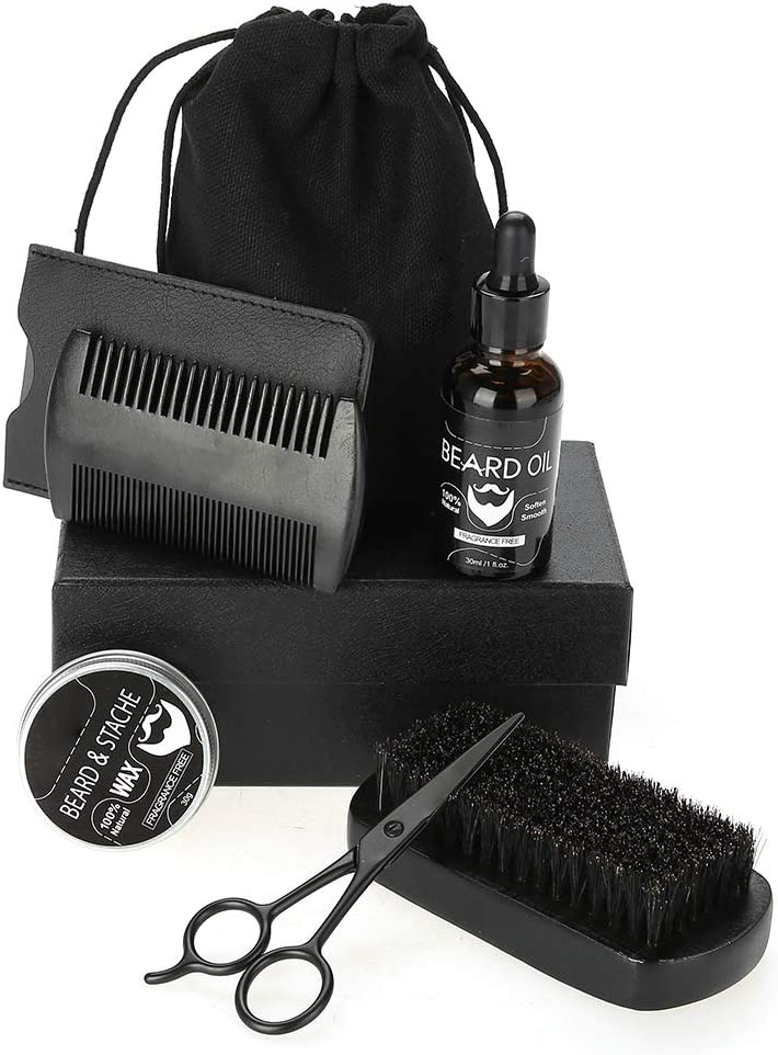 Beard Trimmers Same day shipping Ranking TOP20 Kit Trimming Butt Balm Comb