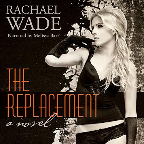 The Replacement audiobook cover art