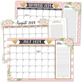 Best cute desk calendar 2019 Reviews