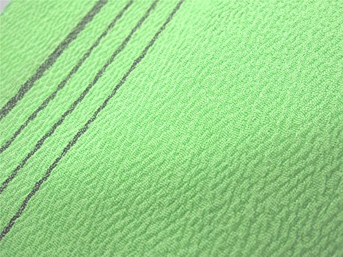 オーエKO(韓国式)あかすりタオルグリーン29×90cm