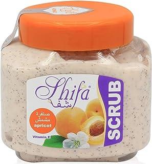 Shifa Scrub Apricot Vitamin E, 300 Ml