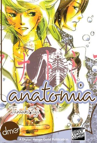 Anatomia (Yaoi Manga) (English Edition)