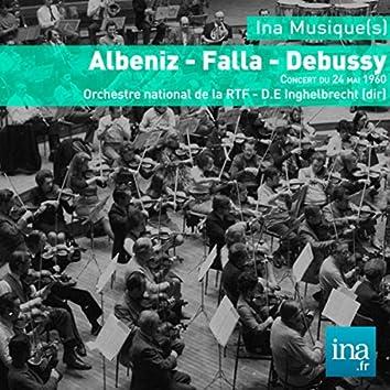 Albeniz - Falla - Debussy