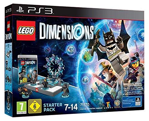 LEGO Dimensions - Starter Pack - [PlayStation 3]