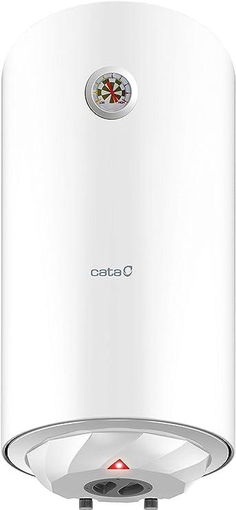 1030 x 385 x 385 mm Instalaci/ón horizontal y vertical Calentador de agua modelo CTRH-80-REV Cata Tanque esmaltado al titanio vitrificado a 850/° C Termo el/éctrico 80 L