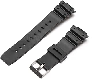 Replacement Watch Band Strap fits Casio DW-5300 DW-6000 DW-6200 DW-6600 DW-6695 DW-6900 DW-8700 G-6900 GW-6900