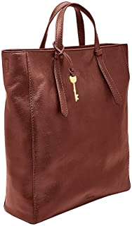 Fossil Womens Camilla Backpack, Brown, 34.925 cm x 10.16 cm x 33.9344 cm