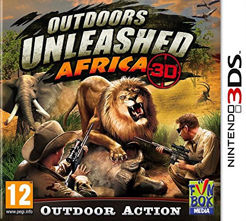 Outdoors Unleashed : Africa 3d - [Edizione: Francia]