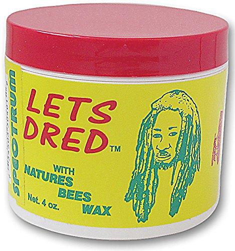 Let's Dred mit natürlichem Bienenwachs