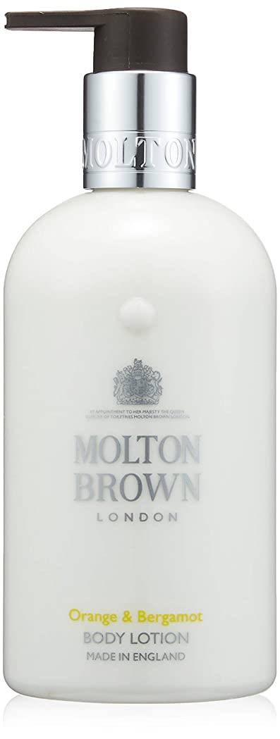 求める請負業者キャプチャーMOLTON BROWN(モルトンブラウン) オレンジ&ベルガモット コレクション O&B ボディローション