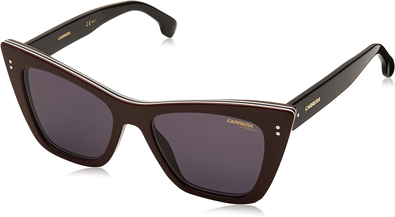 Carrera Women's 1009 s Cateye Sunglasses OPLE BURG 52 mm