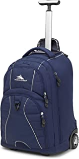 high sierra prime access carry on wheeled backpack