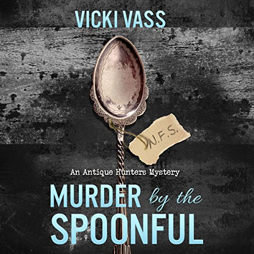 Murder by the Spoonful audiobook cover art