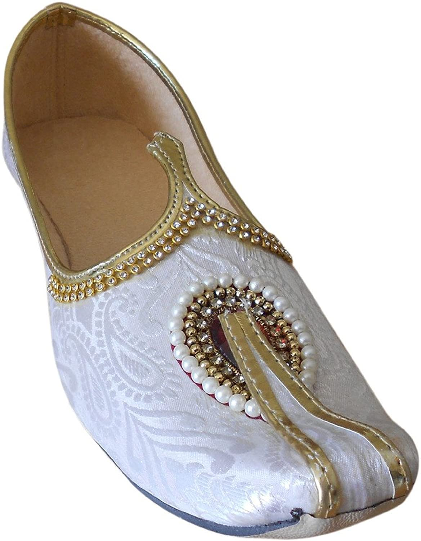 Kalra Creations Mojari Men's Traditional Jutti Indian Wedding shoes