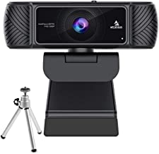 1080P Webcam with Microphone for Business and Streaming, Built-in Privacy Cover and Tripod, NexiGo USB Web Camera, for Onl...