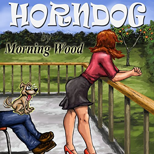 Horndog audiobook cover art