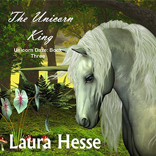 The Unicorn King  cover art