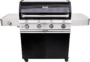 saber 500 cast black grill