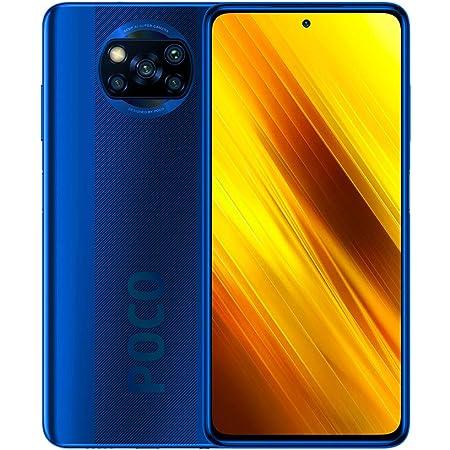 Xiaomi Poco X3 Smartphone,6GB RAM 128GB ROM Teléfono,6.67 ...