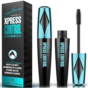 START MAKERS Waterproof Thick Curling Long Blue Bottle Brush 4D Mascara (10 g)