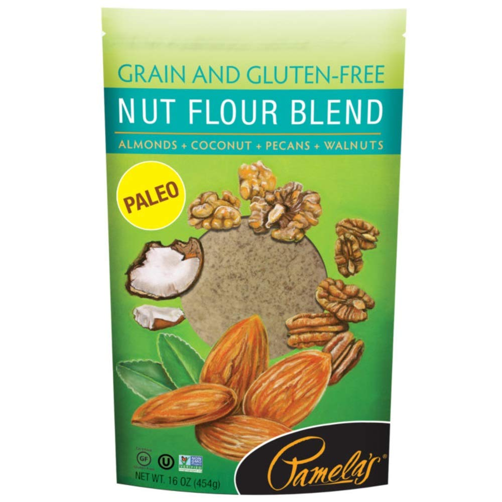 Pamela's Products Nut Flour Blend Gluten -- Cheap mail order shopping 16 - Free 2PC oz Now free shipping
