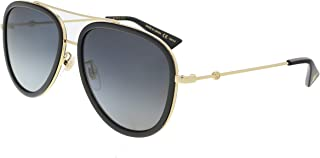 gold gucci sunglasses men