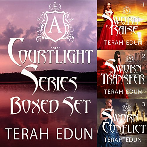 Courtlight Series Boxed Set (Books 1, 2, 3) cover art