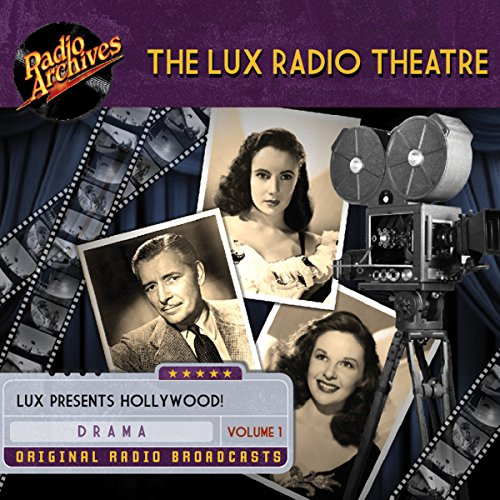Couverture de Lux Radio Theatre - Volume 1