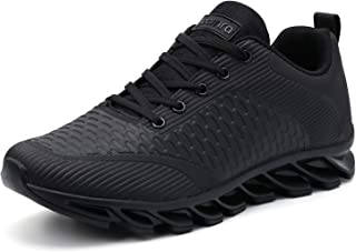 leather walking shoes mens