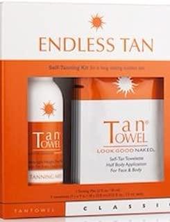 Best tan towel kit Reviews