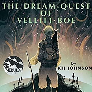 The Dream-Quest of Vellitt Boe                   Written by:                                                                                                                                 Kij Johnson                               Narrated by:                                                                                                                                 Kij Johnson                      Length: 4 hrs and 20 mins     Not rated yet     Overall 0.0