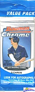 2013 bowman chrome