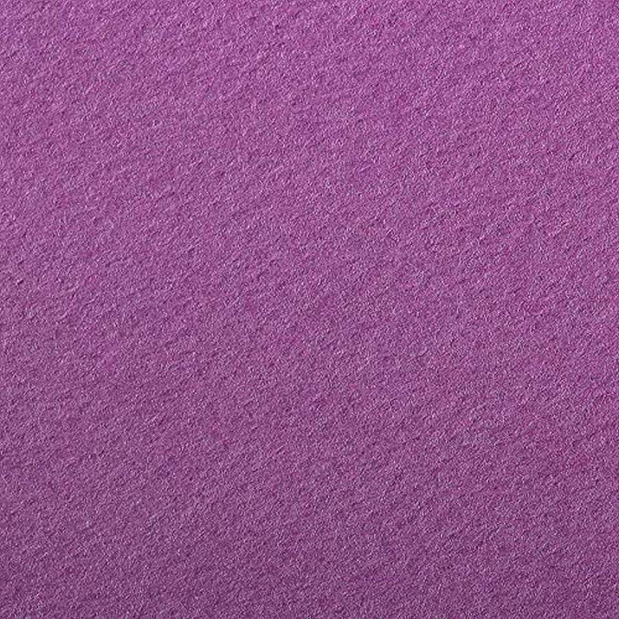 Clairefontaine Etival Coloured Grained Drawing Paper, 160 g, 50 x 65 cm - Violet, Pack of 24 Sheets