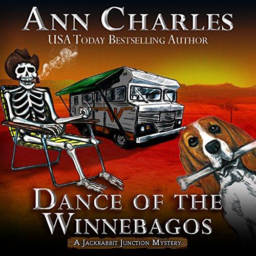 Dance of the Winnebagos audiobook cover art