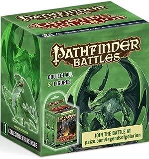 Pathfinder Battle: Legends of Golarion: Gargantuan Green Dragon