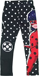 Miraculous Tales of Ladybug and Cat Noir Girls Polyester Leggings